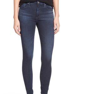 Ag Contour 360 The Farrah High Rise Skinny Jeans